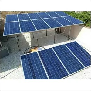 Domestic Rooftop Solar Panel