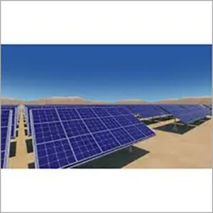 Industrial Rooftop Solar Panel