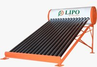 Industrial Solar Water Heater ETC 500 LPD