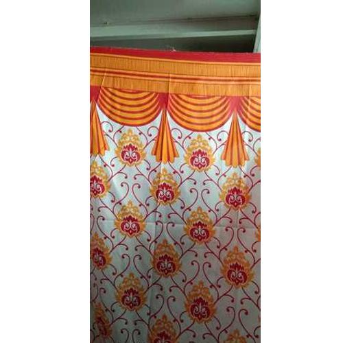 Floral Print Curtain Fabric