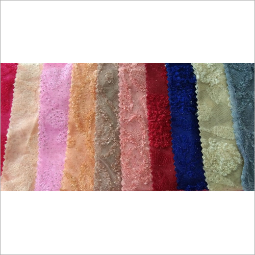 Knitted Curtain Fabric