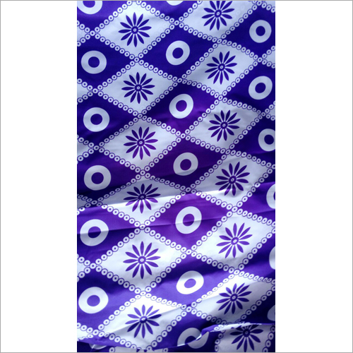 Designer Pattern Digital Print Fabric