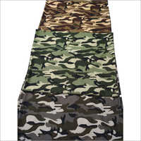 Camouflage Dress Material Fabric