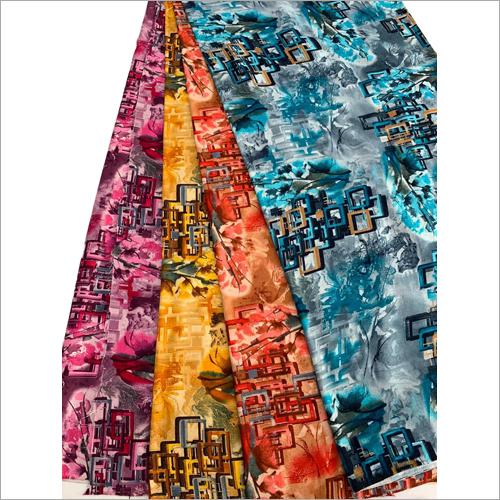 Digital Printed Dress Material Fabric