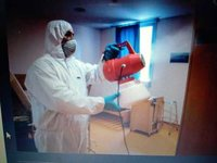 industrial Disinfection Service