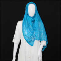 Ladies Jacquard Fabric Hijab