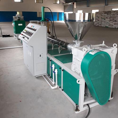 Plastic Granules Extruder Machine