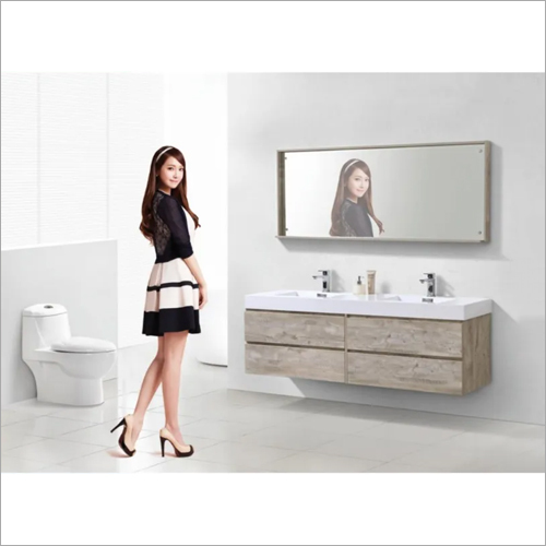 Bathroom PVC Vanity Cabinet