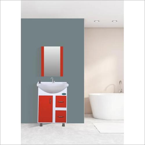 Modern PVC Bathroom Vanity Cabinet
