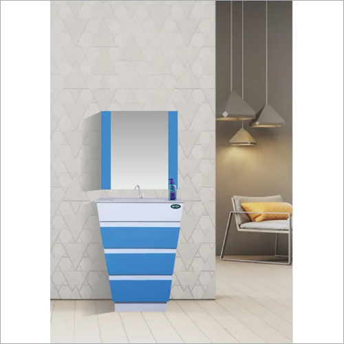 Wall Mounted PVC Vanity Cabinet
