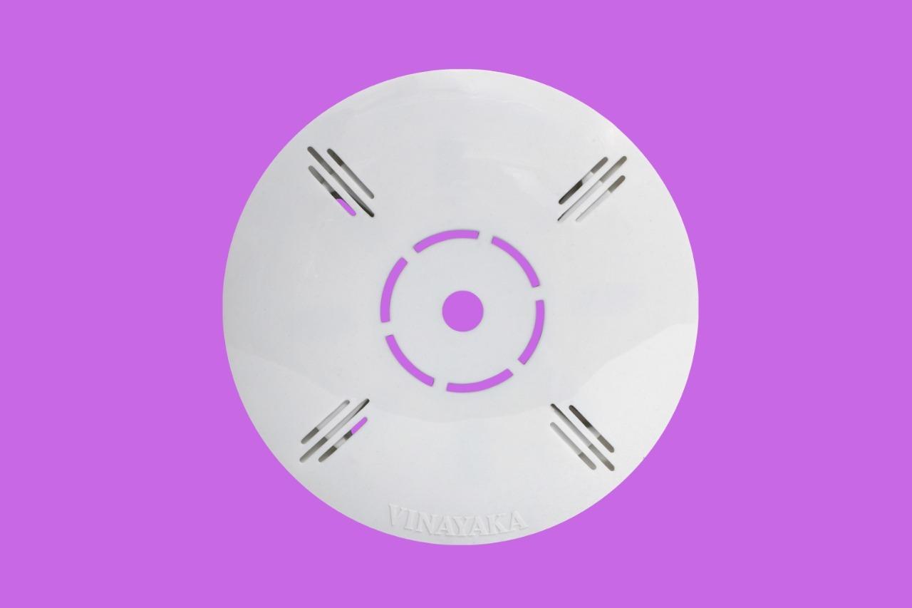 Modular Round Fan Plate