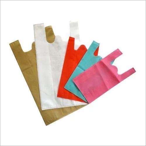 W Cut Non Woven Bag