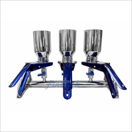 Stainless Steel Vacuum Manifold