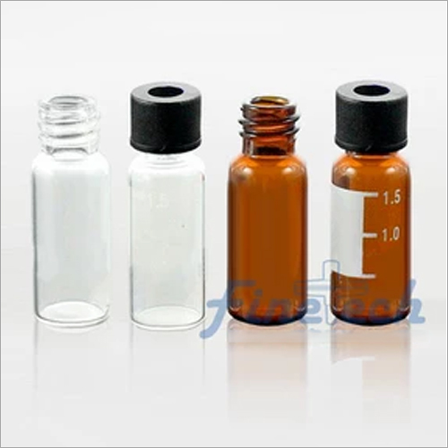 8mm Screw Thread Vials