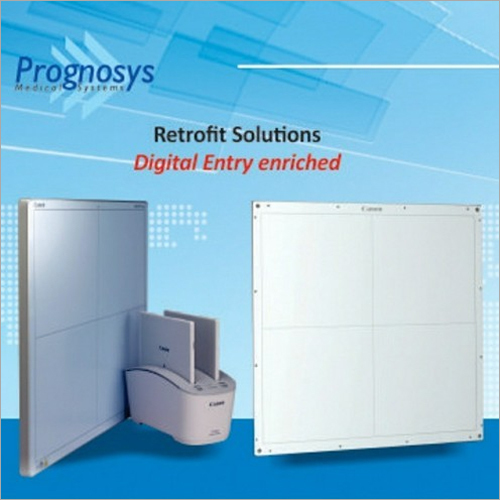 Retrofit Solutions Digital X-Ray Machine