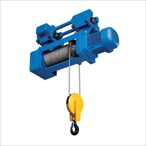 Material Handling Electric Wire Rope Hoist