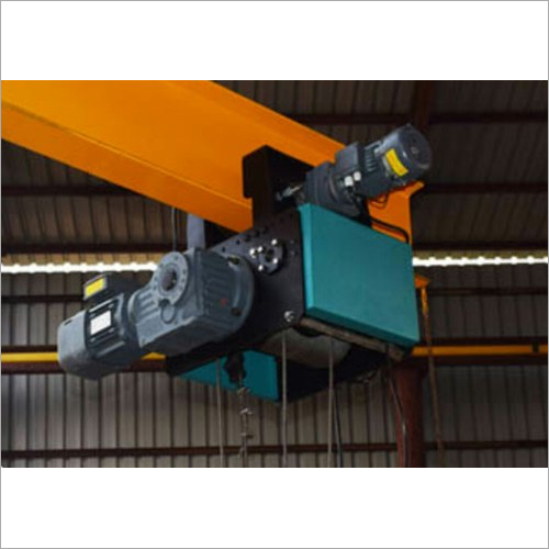 3 Phase Industrial Wire Rope Hoist