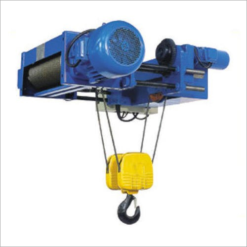 Industrial Electric Wire Rope Hoists