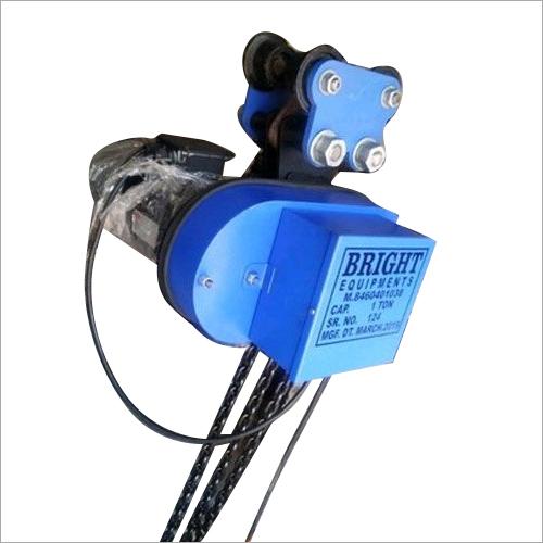Bright Equipments Motorized Chain Hoist