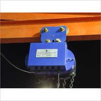 Curvature Type Electric Chain Hoist