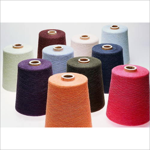 Polyester Viscose Normal Yarn