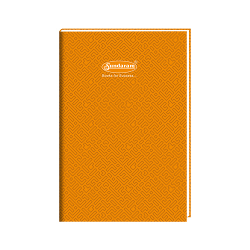 216 Pages Bound Big Long Book (3 Quire)