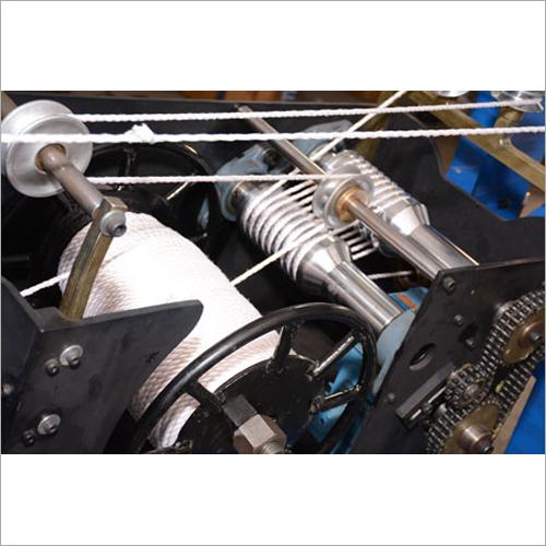 Industrial Rope Making Machine