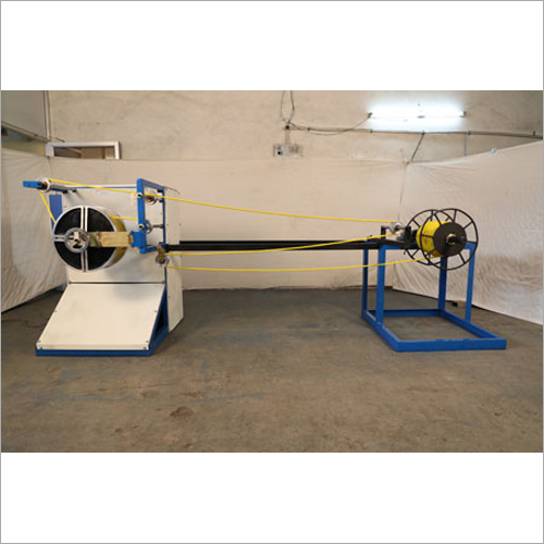 Industrial Rope Coiling Machine