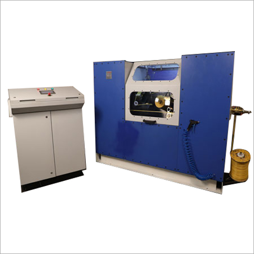 Industrial Inflow Twister Machine