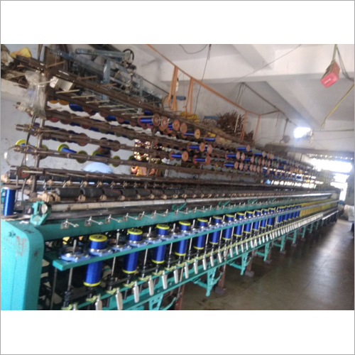 Industrial Twine Making Machine