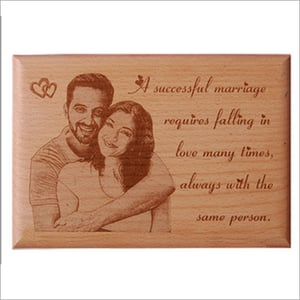Laser Engraved Photo Gifts