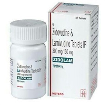 300 mg Zidovudine and Lamivudine Tablets