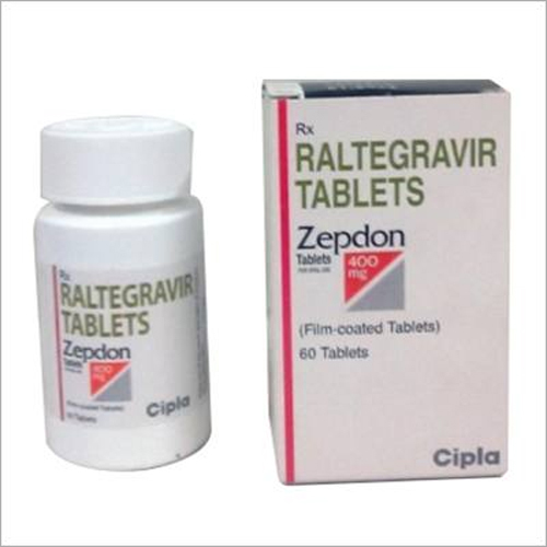 400 mg Raltegravir Tablets