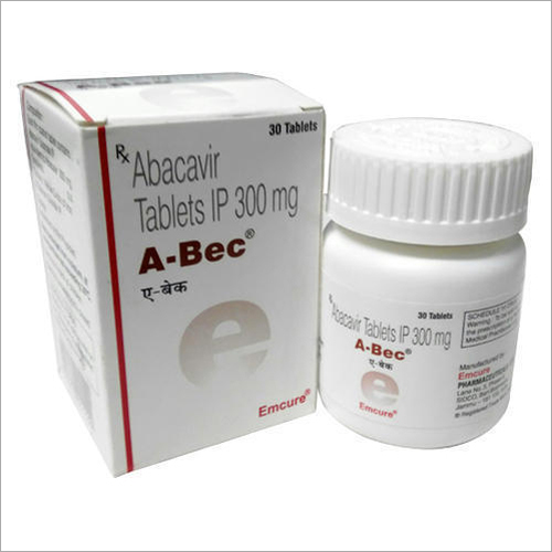 300 mg Abacavir Tablets