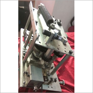 Precision Machined Component And Assembly Of Mechanism