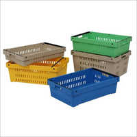 Rectangular Plastic Crate