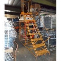 MS Warehouse Staircase