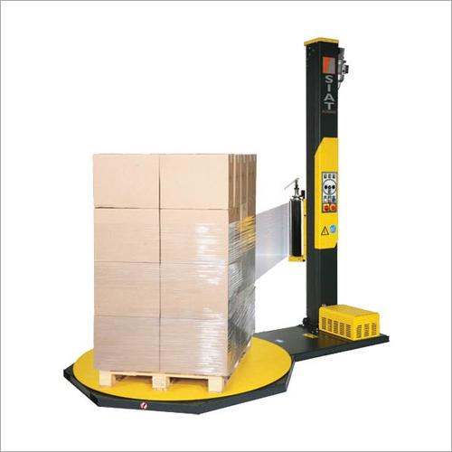 Semi-Automatic Stretch Pallet Wrapper Machine