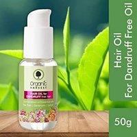 Organic Harvest Hair Oil For Dandruff Free
