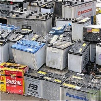Acid Battery Scrap