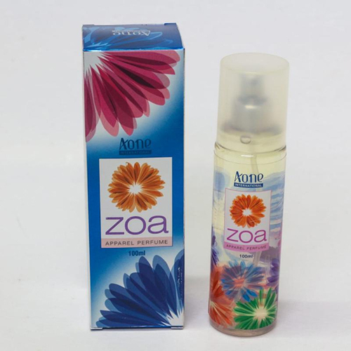 100 ml Zoa Apparel Perfume
