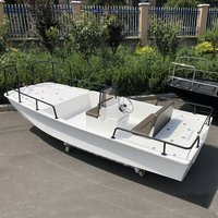 Liya 4.2m Small Size Fiberglass Fishing Boat For Sale