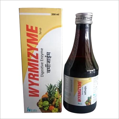 200 Ml Digestive Enzyme Syrup
