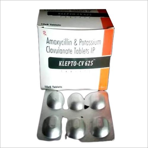 Amoxycillin 500 mg + Clavulanic Acid 125 mg Tablet