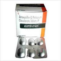 Amoxicillin potassium clavunate 625 Tablet
