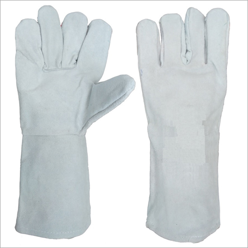 Pro Leather Hand Gloves