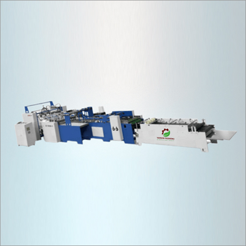 Fully Automatic Paper Shopping Bag Making Machine with Top Fold