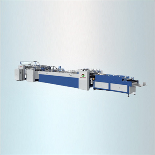 Sheet Feeding Bag Tube Forming Machine