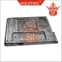 Gold Tool Cadmium Rod And Plate