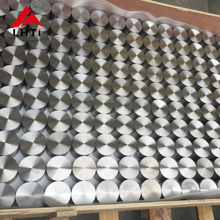 98mm sized titanium metal disk dental cnc titanium disc
